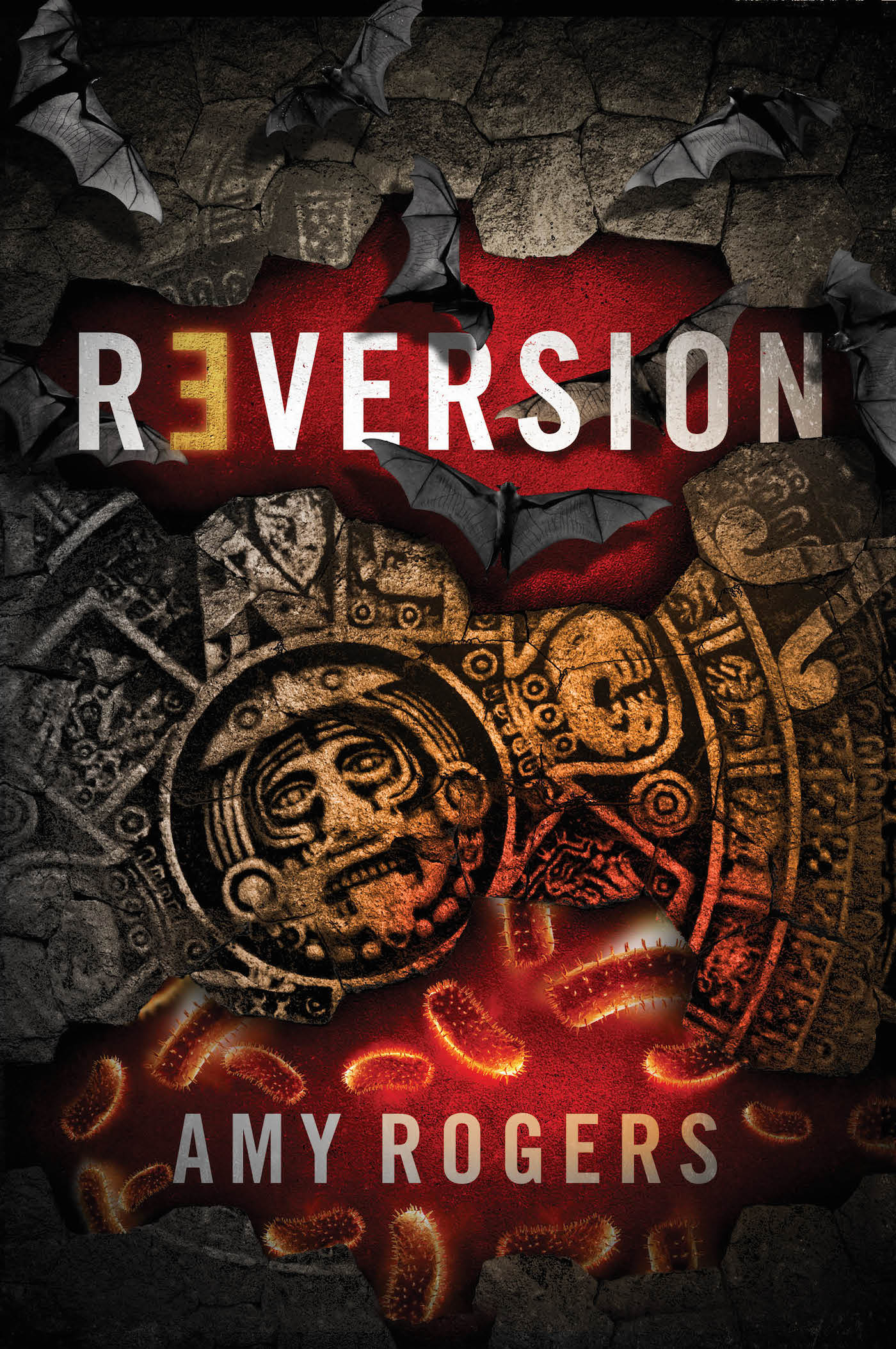 Cover of REVERSION by Amy Rogers